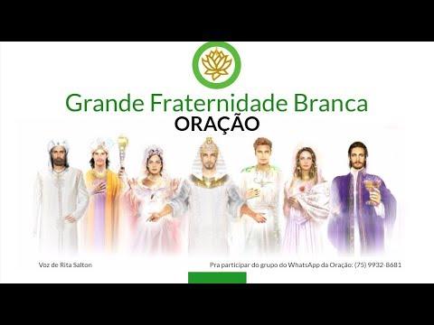 Oração da Grande Fraternidade Branca - Voz de Rita Salton