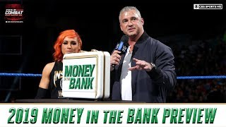 WWE Money in the Bank 2019 preview: Card predictions, expert picks for all matches | State of Combat