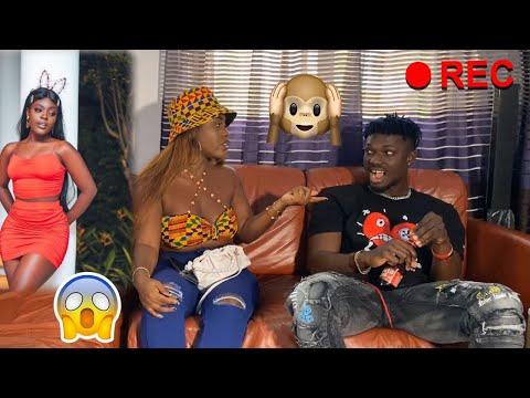 I told Kezia Osei Ms Budu was HOTTER than her (PRANK) 🤯