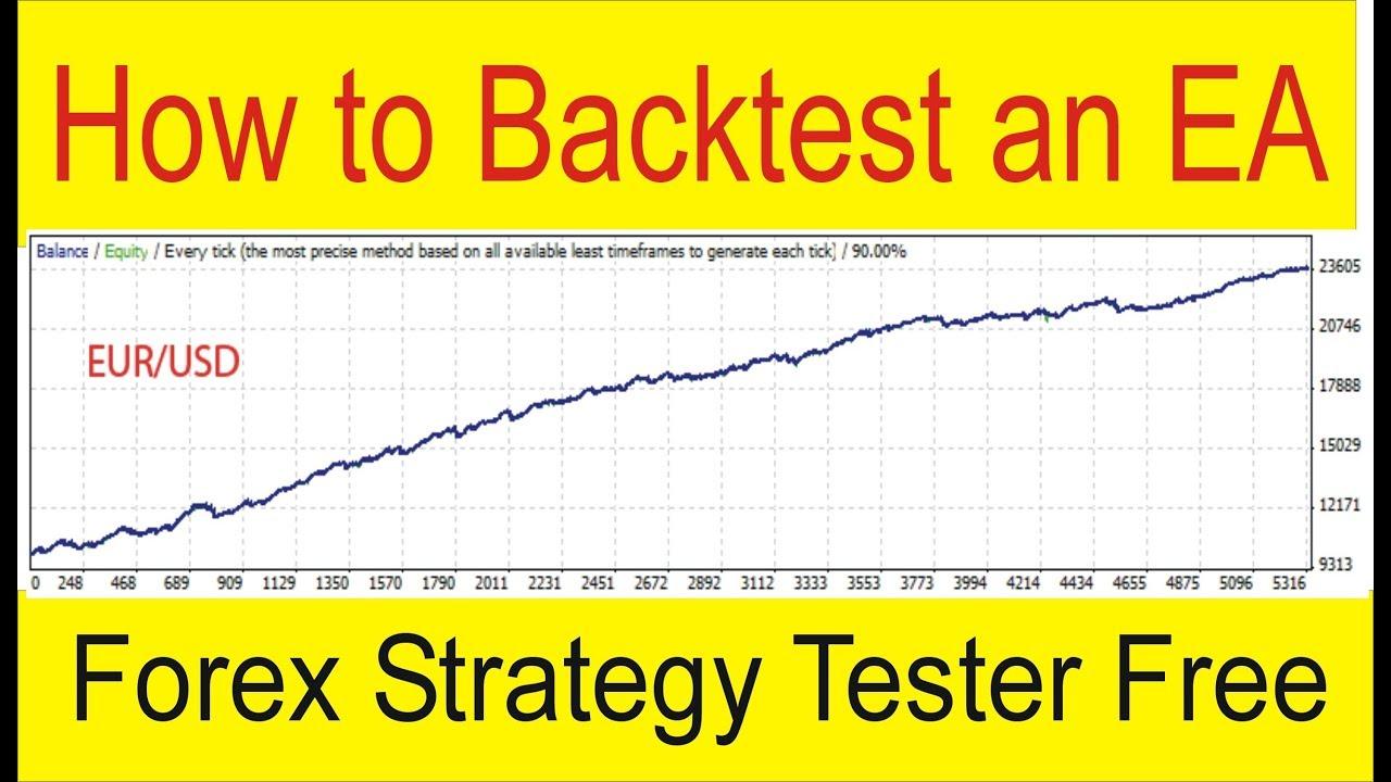 Тест советников форекс видео forex риск 3 от суммы депозита
