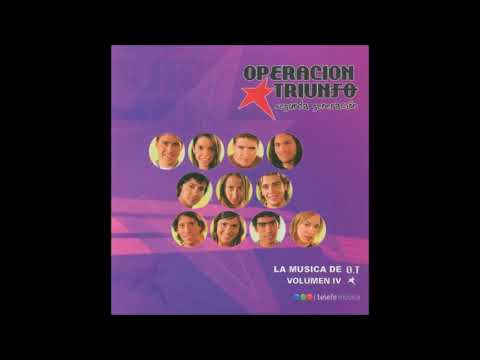 Killing me softly with his song (Operación Triunfo 2004 Vol 4)