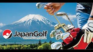 Thế giới gậy Nhật-Japan golf chính thức ra mắt