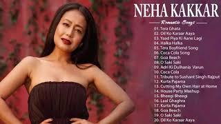 NEW Song Hits Of Neha Kakkar 2021: Neha Kakkar Sweet Hindi Songs 2021-Latest Bollywood Romantic Song