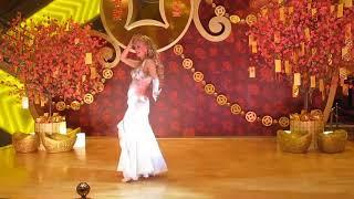 бесплатный урок Восточного Танца от преподавателя мирового уровня