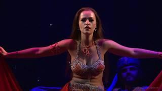 Восточные танцы - танец живота / Видеосъемка от videosculptor.ru