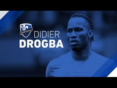 Didier Drogba Montreal