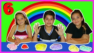 "6 WAYS TO MAKE SLIME ""SISTER FOREVER"""