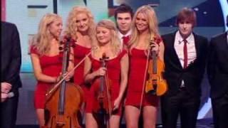 The Arrangement on 3rd semi-final of Britains Got Talent