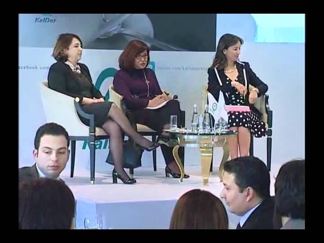 KalDer Kahvaltı Sohbetleri - Yönetim Kadının Hakkıdır - 30 Mart 2012 Part3