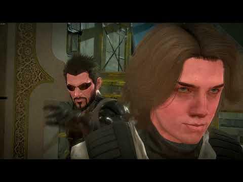Deus Ex Mankind Divided Pt 1 Game play |