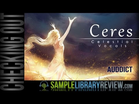 Checking Out: Celestial Voices Ceres by Auddict