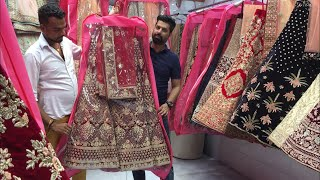 Designer Lehenga in wholesale Prise Collection in Chandni Chowk Delhi