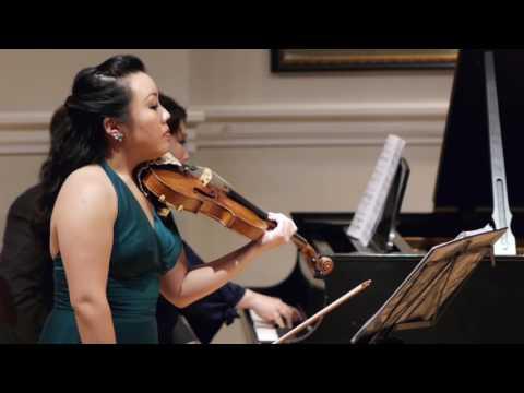 Respighi Violin Sonata in B minor