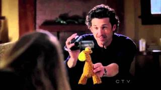 "Grey's Anatomy 8x11 ""Merder - opening scene"""