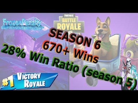 5 WINS ΜΕ SUBS ΣΗΜΕΡΑ // 670+ Wins // Fortnite
