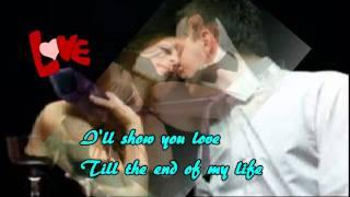 I Will - Chris Kirkpatrick w/ Lyrics