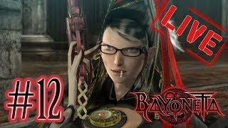 [LIVE!] COMEDIC GOLD! [Bayonetta] [Switch] [#12]