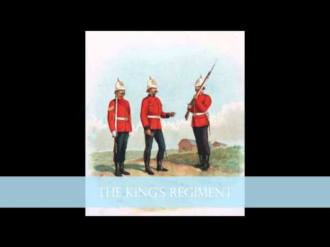 Victorian British Army - The King's Regiment, Liverpool (Quick March)