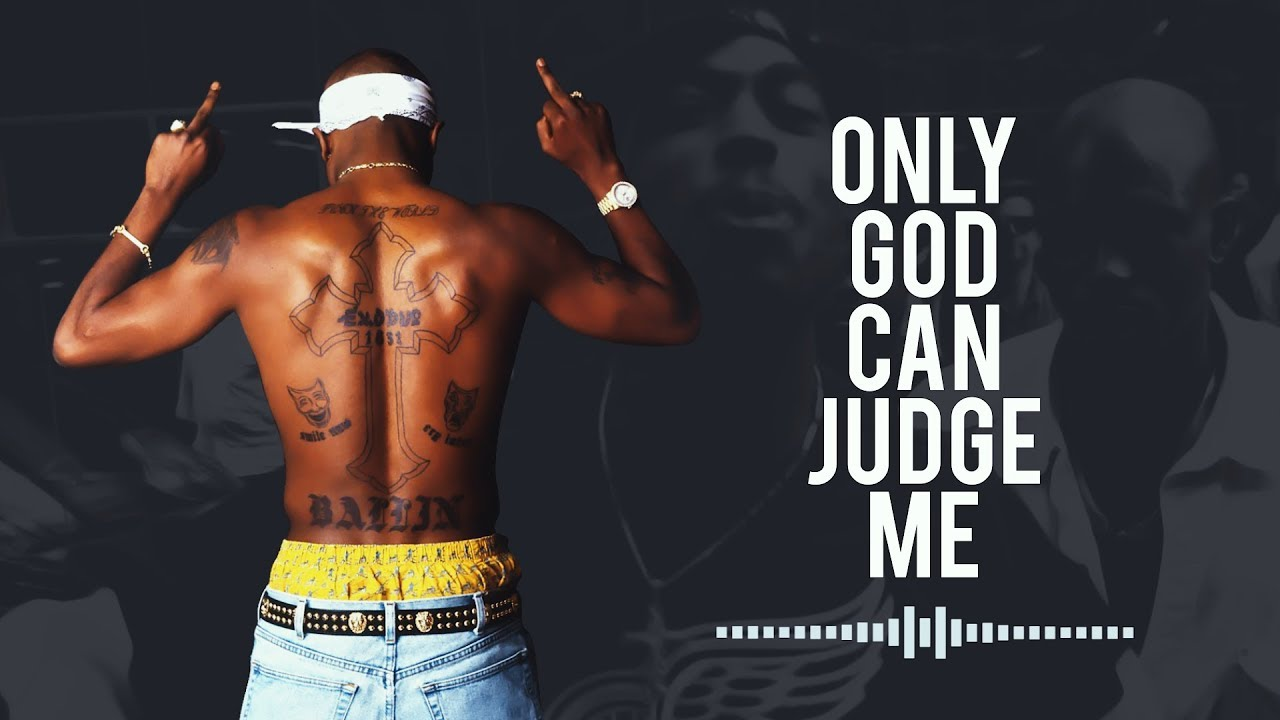 2020 näher an 2019 professionell 2Pac - Only God Can Judge Me   All Eyez on Me ALBUM   ORIGINAL REMASTERED