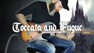 Kfir Ochaion - Toccata and Fugue - Electric Guitar Cover - TC Electronic Plethora