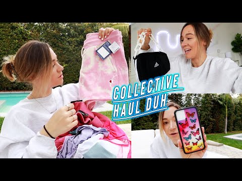 Huge Collective Haul: Urban Outfitters, Prettylittlething, And More!   *online Shopping