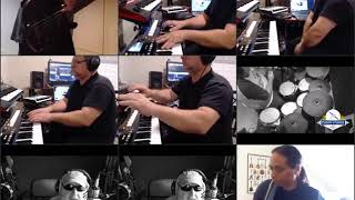 Ian Dury & The Blockheads   Wake Up And Make Love With Me cover by Tudanstudios