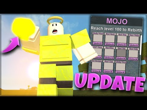 *OP* (NEW) GOD ARMOR, MOJO UNLOCKS, DATA WIPE & FRESH START | Roblox Booga Booga