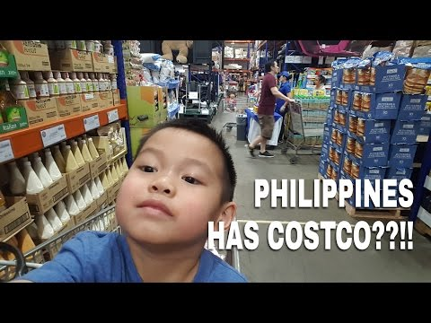 Costco in the Philippines? | vlog 2