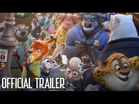 'Zootopia' Official US Trailer #2