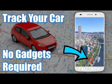Best Way To Track Your Car Using Android Phone Or PC For FREE 😎