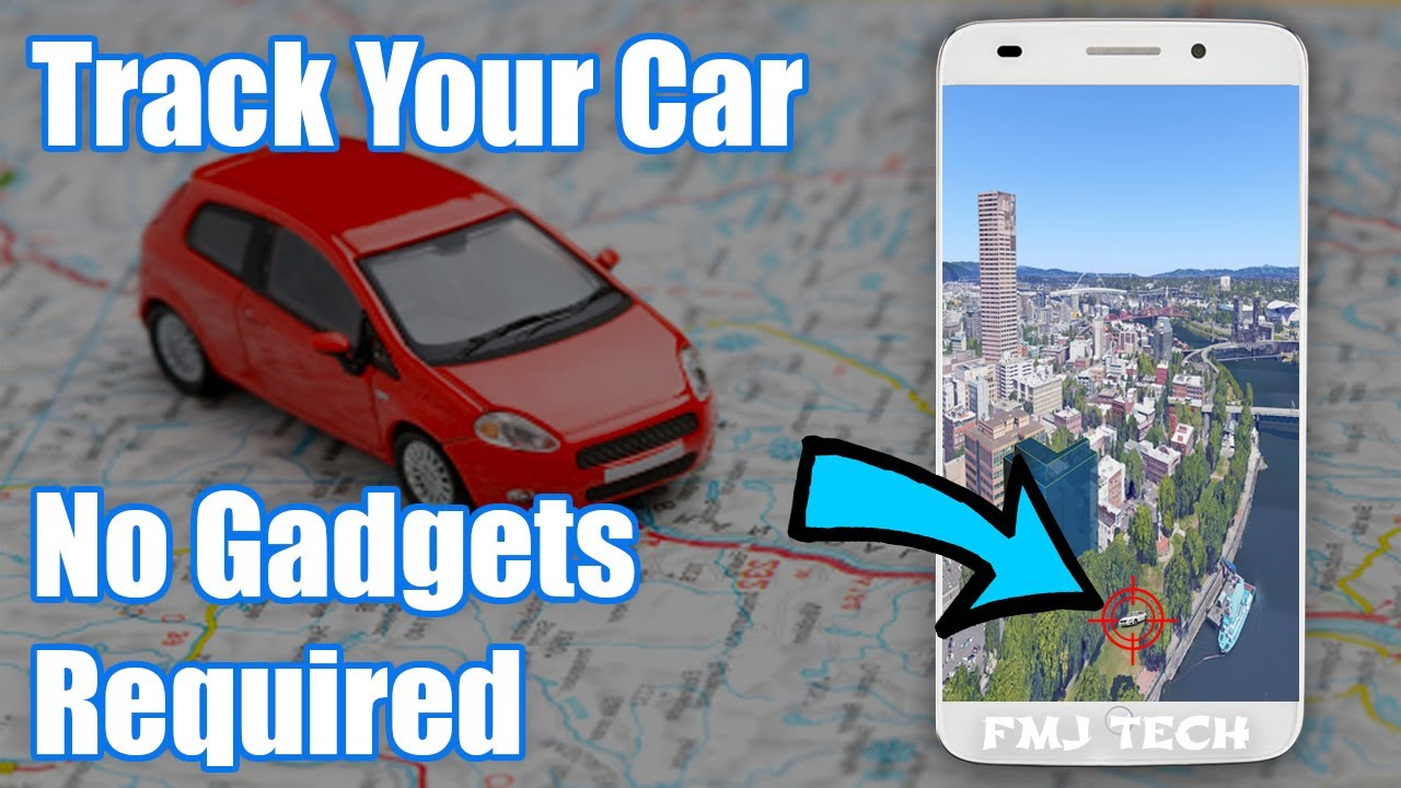 Use Android Phone As Car Gps Tracker - 5 Best GPS Car