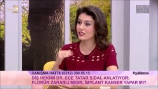 Florür Zararlı Mıdır? - Dr.Dt. Ece Tatar Sidal - NisbetiyeDent