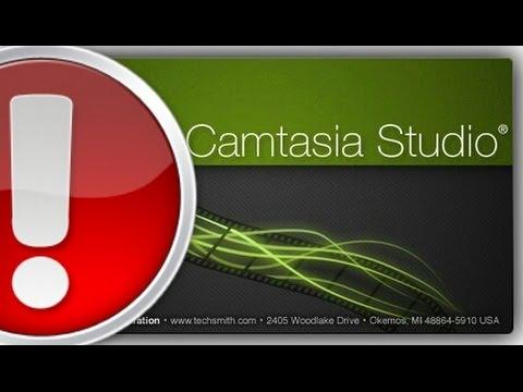 camtasia studio wmv codec