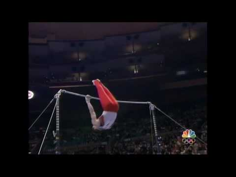 Paul Hamm - High Bar - 2008 Tyson American Cup