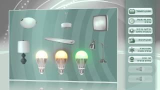 יתרונות של תאורת לד