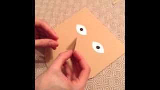 How to Make an Aztec Mask