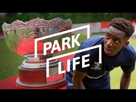 CUP FINAL PENALTY DRAMA  Park Life