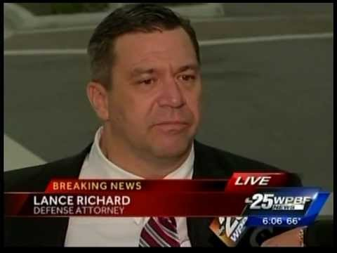 "Attorney Lance Richard is interviewed live after in Martin County Florida reached three ""guilty"" verdicts, with two of the verdicts being lesser-included offenses, in Daniel Diodato's shooting case."