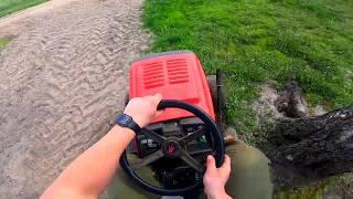 ☆ Pierwsze Koszenie Trawy 2019 ☆ Nowy Nabytek ☆ Traktorek Kosiarka MTD YARD MACHINES - Moc 13HP ☆