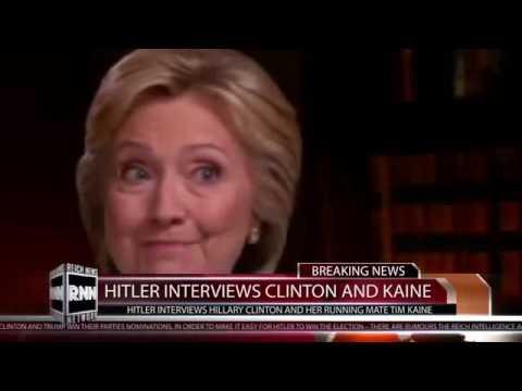 Hillary & Hitler 2