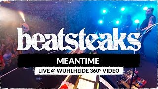 Beatsteaks – Meantime (live @ Wuhlheide 360 Video)