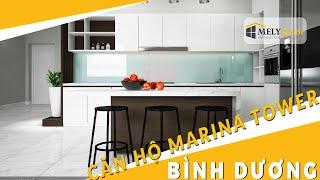 Thiết kế nội thất căn hộ Marina Tower - Bình Dương - Melydecor