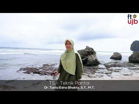 Teknik Pantai - Dr. Tania Edna Bhakty, S.T., M.T.
