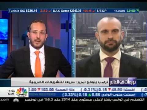 Richard Perry @CNBC Arabia (Arabic)
