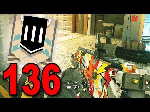 PLATINUM RANK UP MATCH?! - Rainbow Six Siege (Part 136)