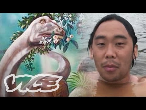 The Last Dinosaur of the Congo with David Choe