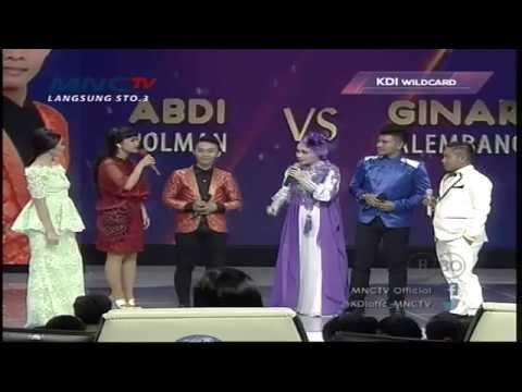 Coaching Dari Para Juri Untuk Abdi Olman dan Ginar Palembang - Wild Card KDI 2015 (6/6)