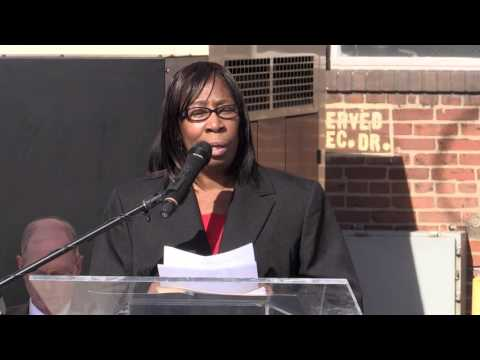 Zelma George Emergency Family Shelter Groundbreaking Ceremony (Video by: OSV Studios)