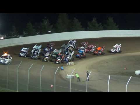 Grays Harbor Raceway, September 2, 2019, World of Outlaws A-Main