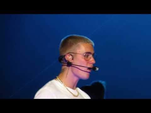 Justin Bieber - Company - Purpose Tour...